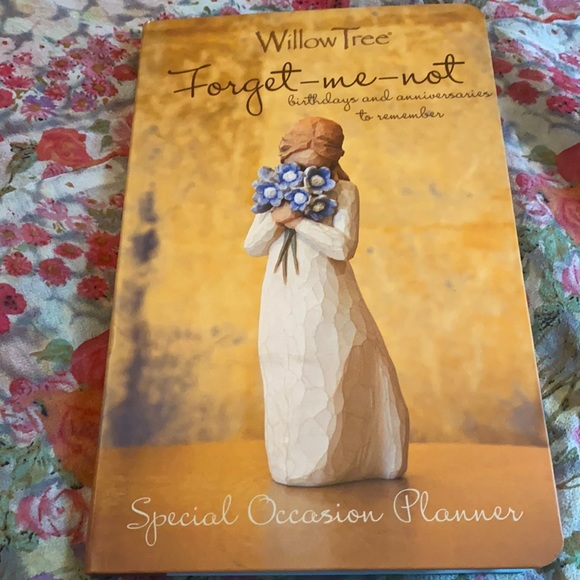 Willow Tree Special occasion planner Demdaco